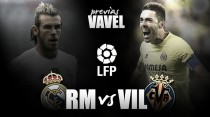 Real Madrid - Villarreal preview: Los Blancos look to put pressure on rivals