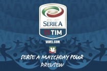 Serie A Matchday Four Preview