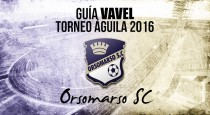 Guía VAVEL Torneo Águila 2016: Orsomarso SC