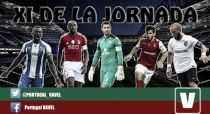 Once ideal 17ª jornada de la Primeira Liga