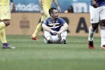Cassano ordered not to speak to press by Sampdoria