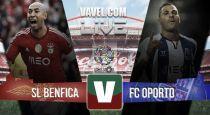 Resultado Benfica vs Porto en la Liga Portuguesa 2015 (0-0)