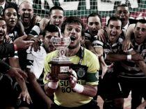 Futsal: Sporting conquista bicampeonato