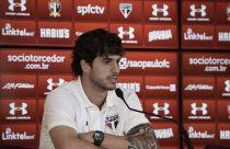 São Paulo volta aos treinos com novidades e Hudson fala em briga pelo título
