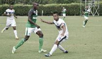 Depor FC finalizó pretemporada enfrentado al Deportivo Cali