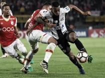 Santos empata com Santa Fe e segue líder do grupo 2 na Libertadores