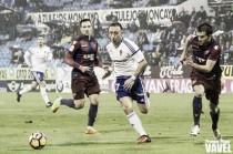 Fotos e imágenes del Real Zaragoza 0-1 Levante UD, jornada 25 de Segunda División