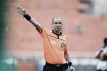 Marcelo Aparecido de Souza será o árbitro de Ypiranga-RS x Fluminense, pela Copa do Brasil