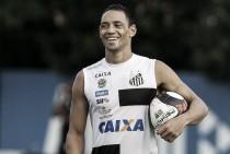 Santos intensifica negociação para renovar contrato deRicardo Oliveira