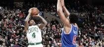 Agónico triunfo de los Celtics