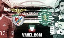 Benfica vs Sporting en vivo y en directo online