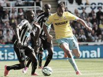 Crystal Palace - Newcastle: duelo en copa como venganza de la liga