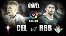Previa Celta de Vigo - Real Betis Balompié: última oportunidad para coger el tren europeo