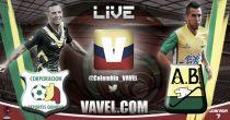 Resultado Deportes Quindío vs Atlético Bucaramanga en vivo online (0-3)