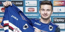 Linetty joins Sampdoria from Lech Poznan