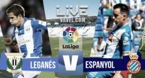Leganés vs Espanyol en vivo y en directo online en La Liga 2017