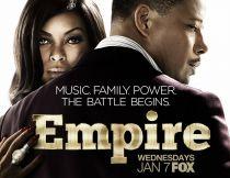 'Empire' consolida su éxito con audiencias históricas en FOX antes de su llegada a España