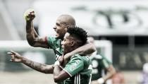 Tchê Tchê marca e Palmeiras vence Botafogo-SP na estreia pelo Campeonato Paulista