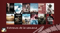 Estrenos de la semana: cartelera de cine del viernes 30 de septiembre 2016