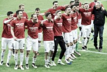 Friburgo el regreso a la Bundesliga una campaña después de su descenso.