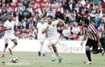 Falta de fluidez en el juego y gol