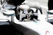 Mercedes ve como mejor opción que Lewis Hamilton penalice en Monza