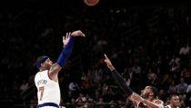 Los Knicks vencen a los Wizards en un partido con sabor a Playoffs