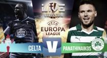Celta de Vigo vs Panathinaikos en vivo y en directo online (0-0)