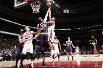 Phoenix acaba con la racha triunfal de los Wizards