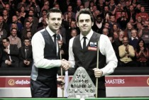 Mark Selby looking forward to Ronnie O'Sullivan's Welsh Open return