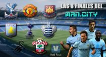 Las ocho finales del Manchester City