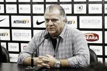 Presidente do Santos comete gafe e detona Vila Belmiro: ''Tenho vergonha''
