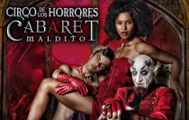 `Cabaret Maldito´ continua su gira con un éxito terrorífico