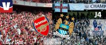 Arsenal-Manchester City : Réenclencher la machine