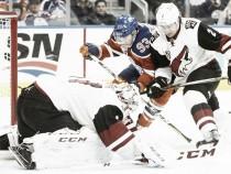 Arizona Coyotes edge Edmonton Oilers again, 2-1