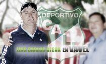 """Entrevista. Lorenzo Carlos Ojeda: """"En el Cali, hoy puedes ser ídolo mañana odiado"""""""