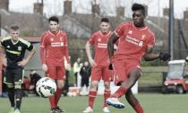Liverpool U18s 4-1 Middlesbrough U18s: Canos, Wilson and Ojo inspire young Reds to victory over league leaders