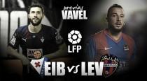 Eibar - Levante: sueños opuestos en Ipurúa