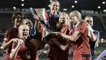 UEFA names Women's Champions League squad of the season