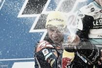 Vuelta al 2015. GP de Italia: el himno portugués suena por primera vez