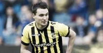 Oliynyk no estará ante el Heerenveen