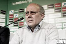Juan Carlos Ollero dimite como presidente del Real Betis Balompié