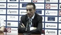"""José Luis Oltra: """"Puntuar en esta categoría siempre es bueno"""""""