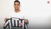 Omar Mascarell del Real Madrid al Eintracht Frankfurt