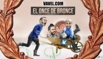 El Once de Bronce: Segunda División B, jornada XVII