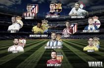 El Once de Oro de VAVEL: 35ª jornada de la Liga BBVA
