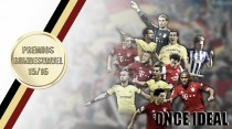 Once Ideal de la Bundesliga 2015/2016