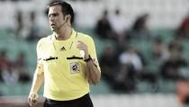 Daniel Oncón Arráiz, el árbitro del ascenso de la UD Las Palmas