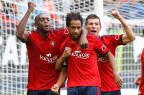 Manuel Onwu dice adiós a Osasuna