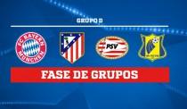 'Déjà vú' del Atlético en el sorteo de Champions